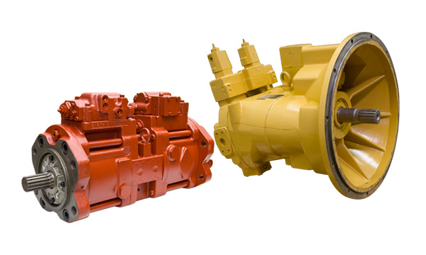 Reman Hydraulic Pumps for Case Equipment