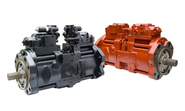 Reman Hydraulic Pumps for Volvo Equipment