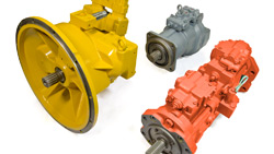 In need of a replacement unit? Check out our selection of reman hydraulic pumps and motors.